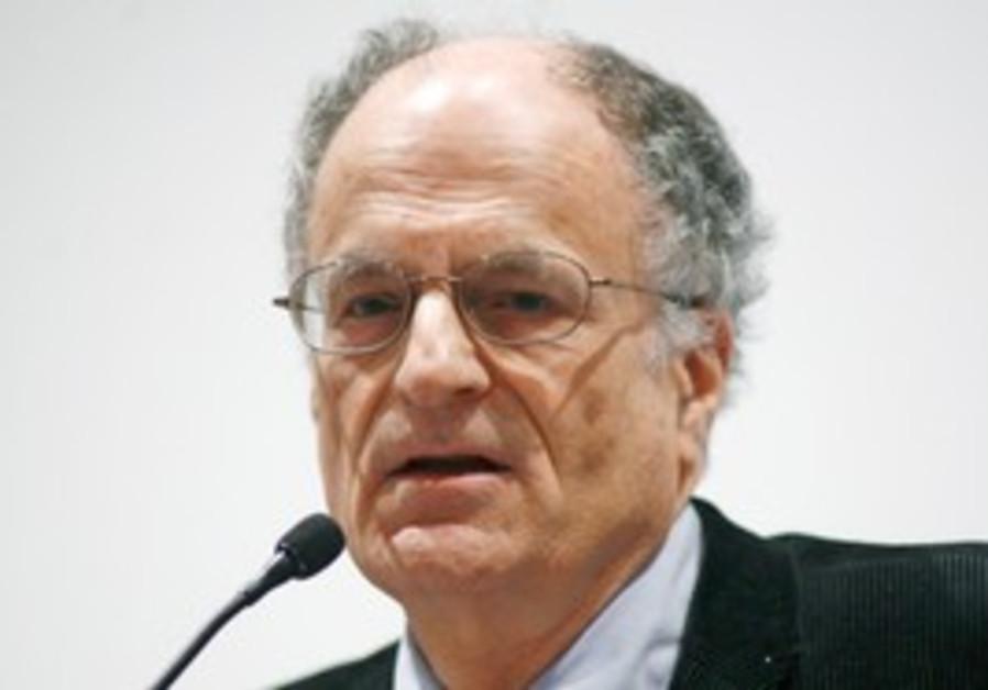 Nobel Prize winning economist Thomas J. Sargent
