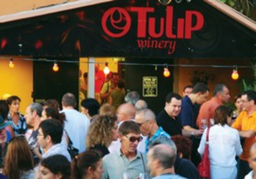 Tulip Winery: New season event at visitors' center