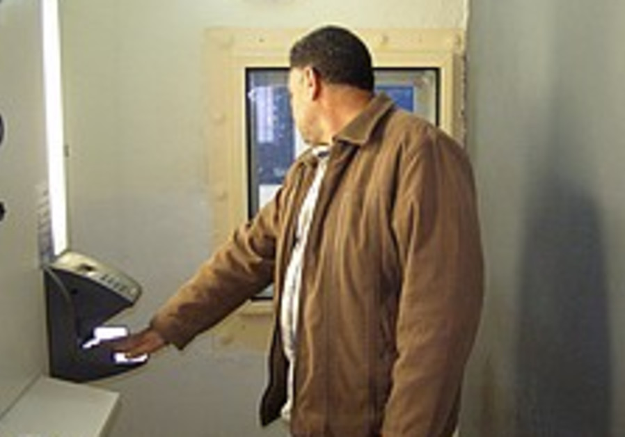 IDF looks to install biometric ID systems at West Bank agricultural crossings