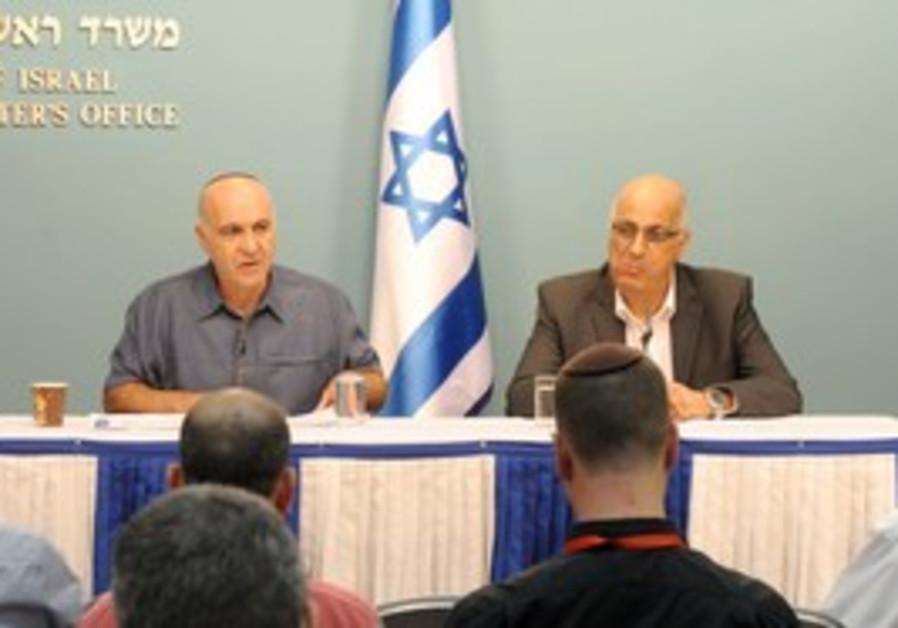 Yoram Cohen, David Meidan