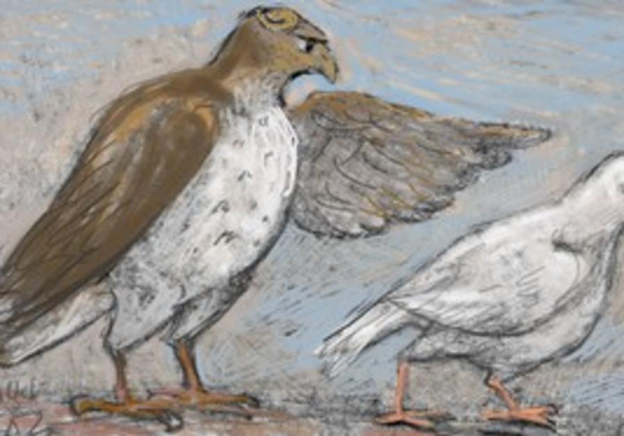 Birds (illustration).