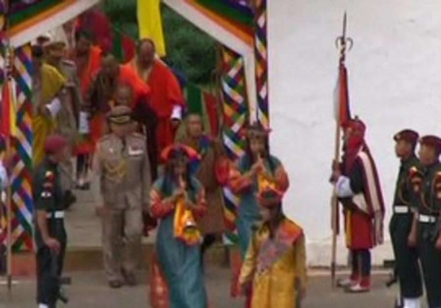 Bhutan Wedding