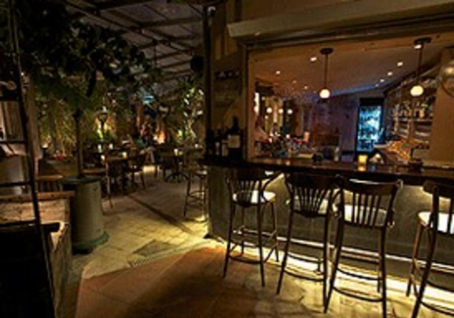 Top 5 Outdoor Bars Cafes Restaurants In Tel Aviv Arts