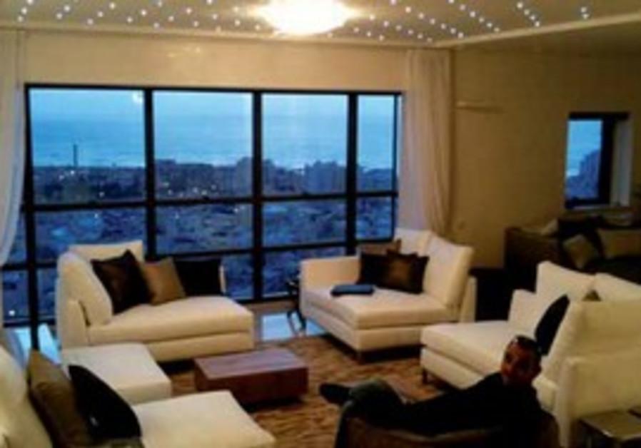 Penthouse in central Tel Aviv