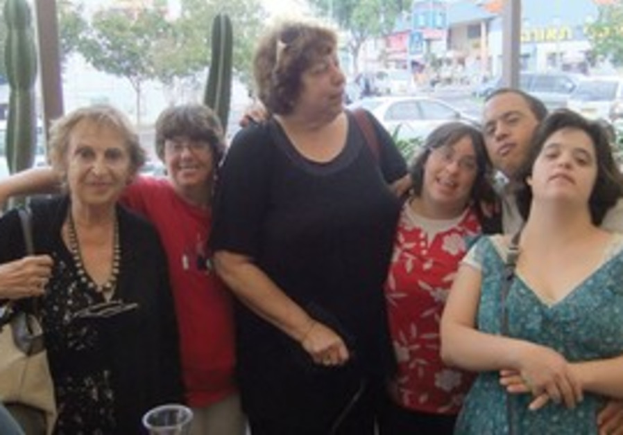 Adults  with Down syndrome with Rivka Sneh, Ada Oz