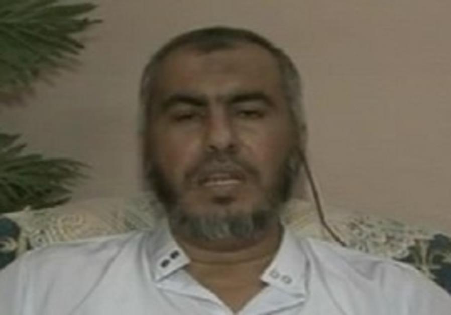 Hamas Deputy Foreign Minister Razi Hamed