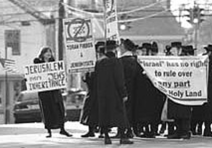 Jewish passions, colonial-era streets