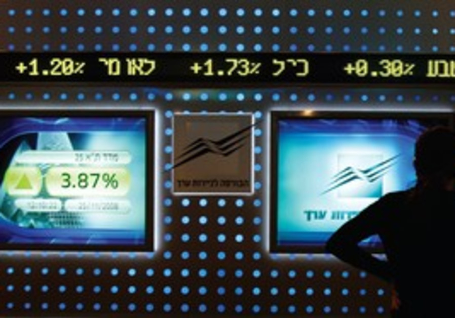 Tel Aviv Stock Exchange.