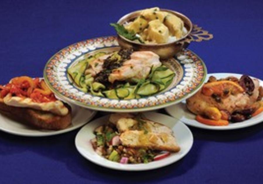 Chic chicken dishes