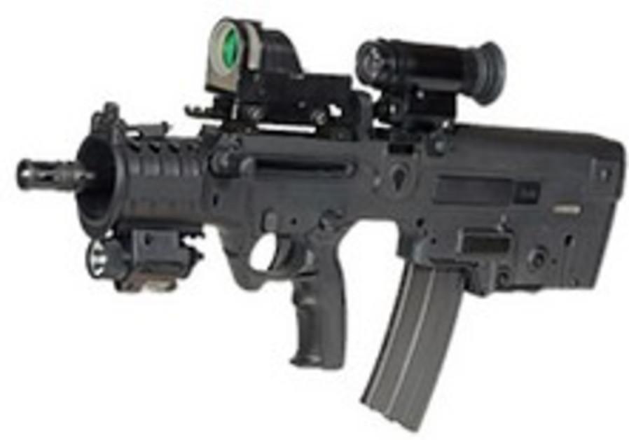 New Dual Caliber Israeli Rifle Could Be Next Bond Star Israel Jerusalem Post