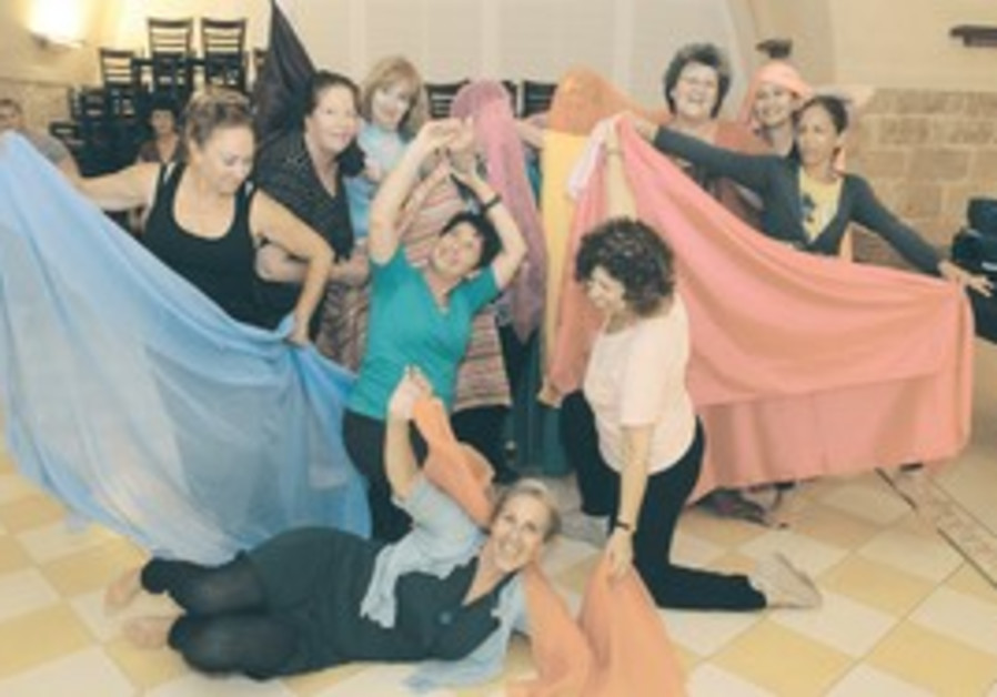Women recovering from cancer benefit from dance