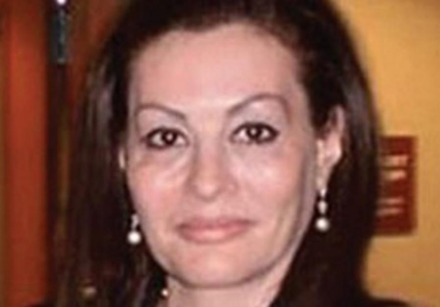 PA diplomat Linda Sobeh Ali