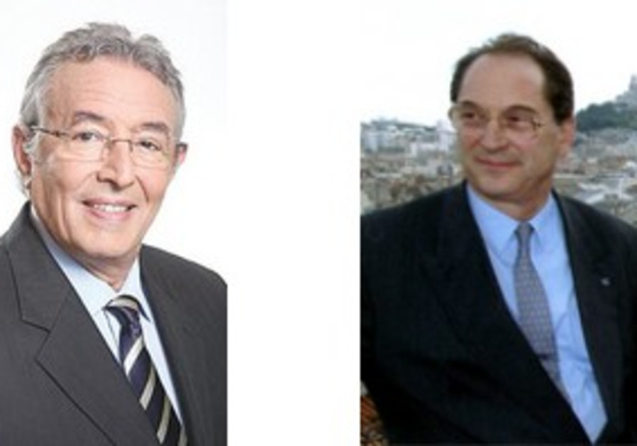 Jacques Rocca-Serra and Shlomo Buhbut