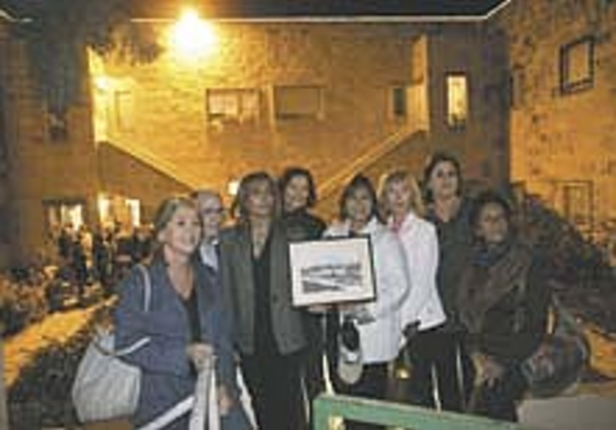 Latin passion for peace returns to J'lem house