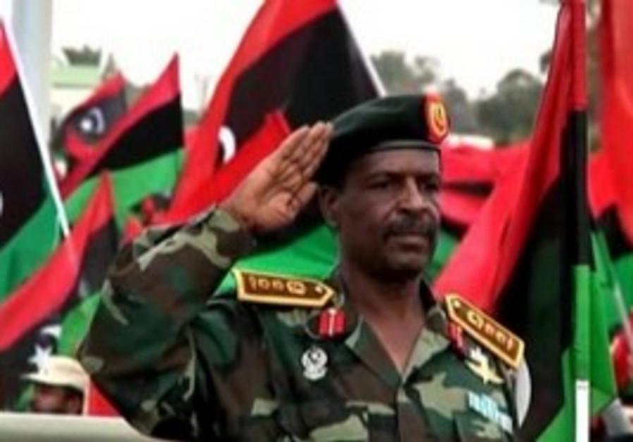 Liberation in Libya.