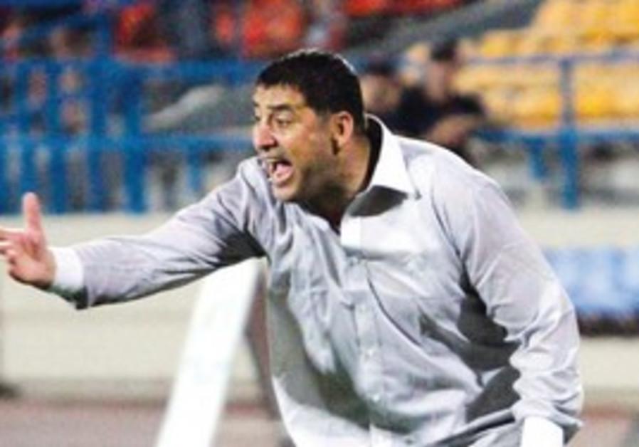 Betar Jerusalem coach Yuval Naim