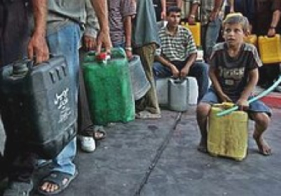PA: Hamas stealing Gaza hospitals' fuel