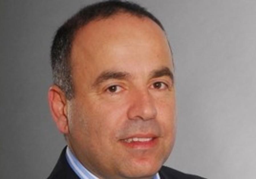 Kadima Treasurer Itzik Hadad
