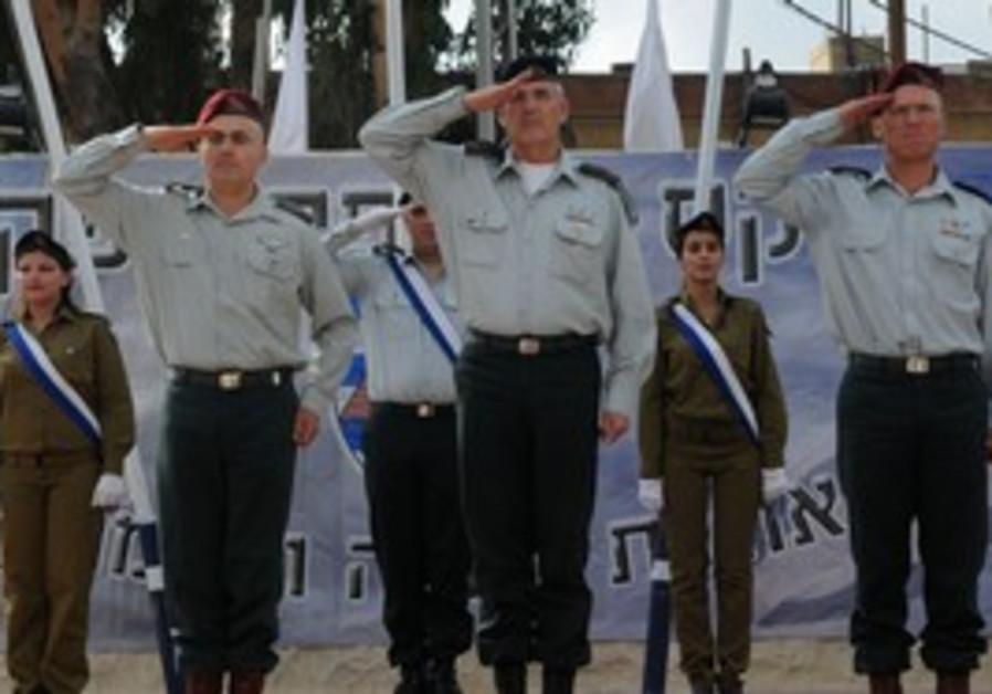 Brig.-Gen. Alon replaced as Samaria Division chief