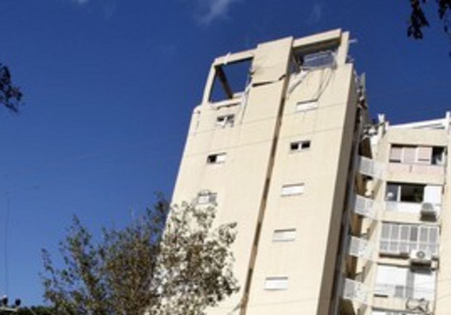 Apartment building [illustrative]
