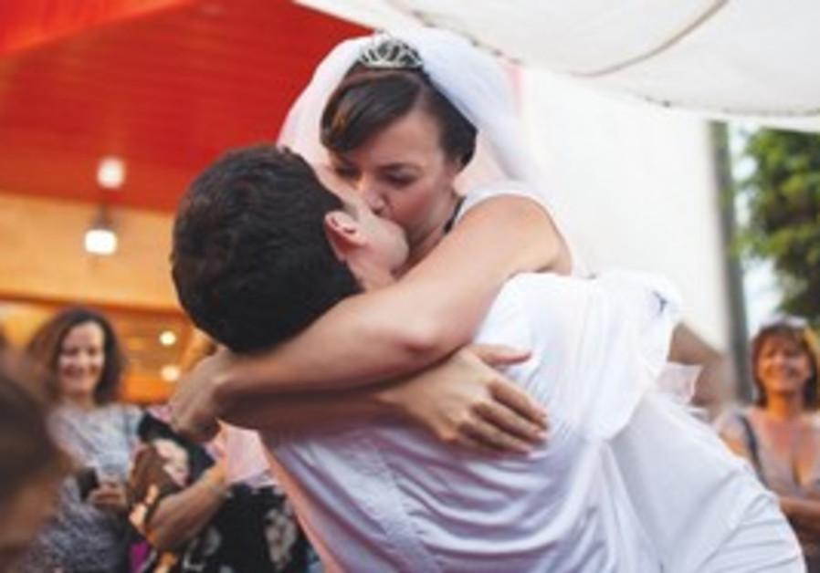 A marriage in Tel Aviv