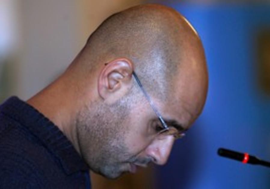 Saif al-Islam Gaddafi [file]