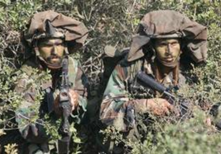 Haredi combat soldiers