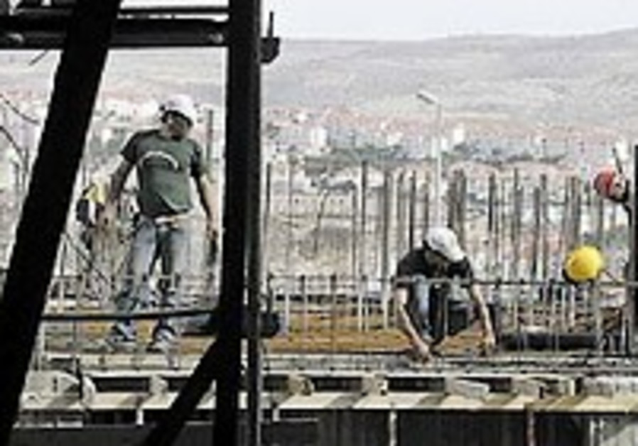 US unclear on settlement construction