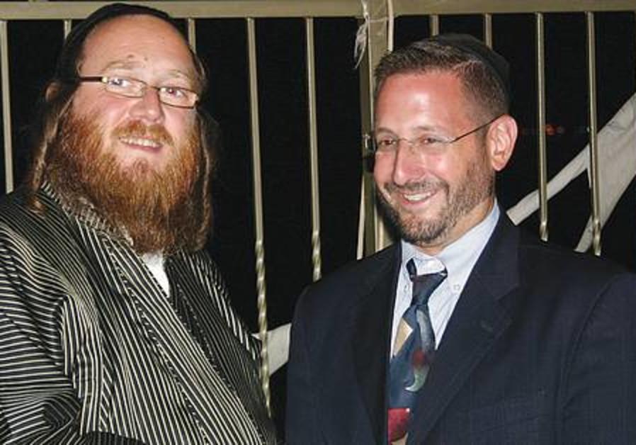 Rabbis Shmuel Chaim Pappenheim & Rabbi Dov Lipkin