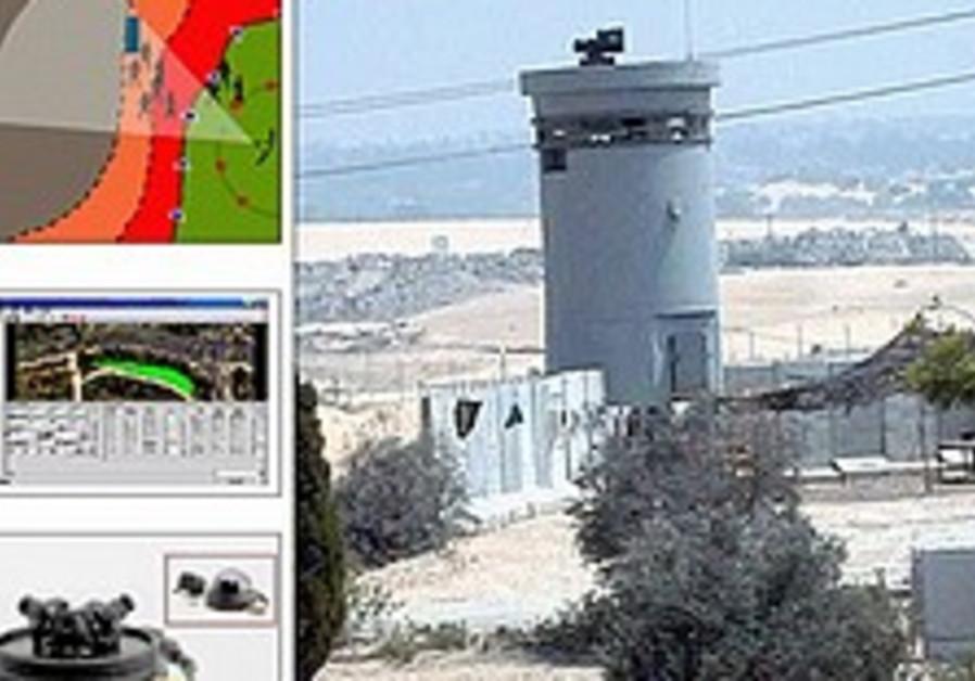 IDF may install sensors around Gaza