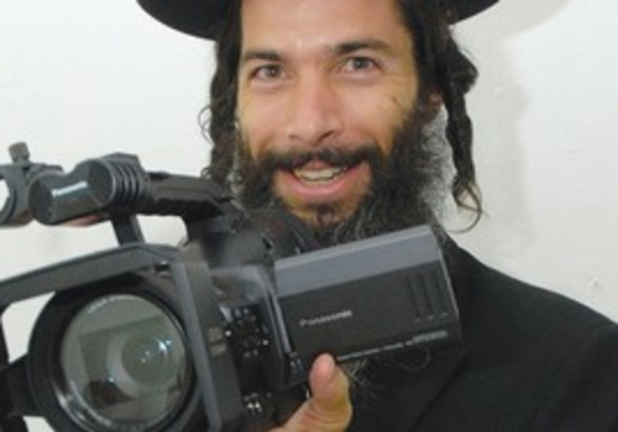 Cinematographer Ori Gruder