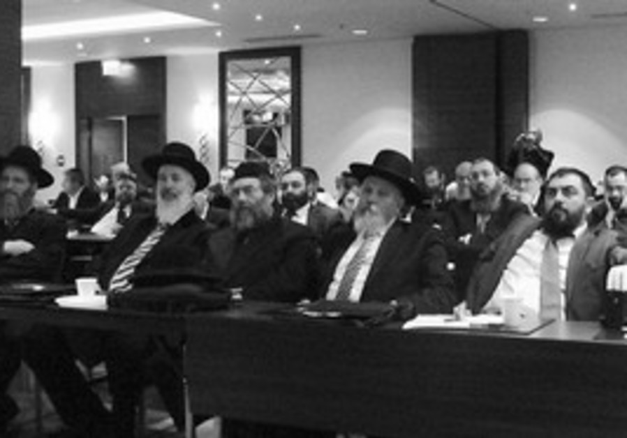 The Conference of European Rabbis, Warsaw