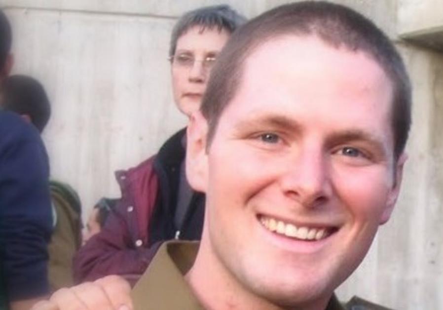 IDF soldier Nadav Weinberg