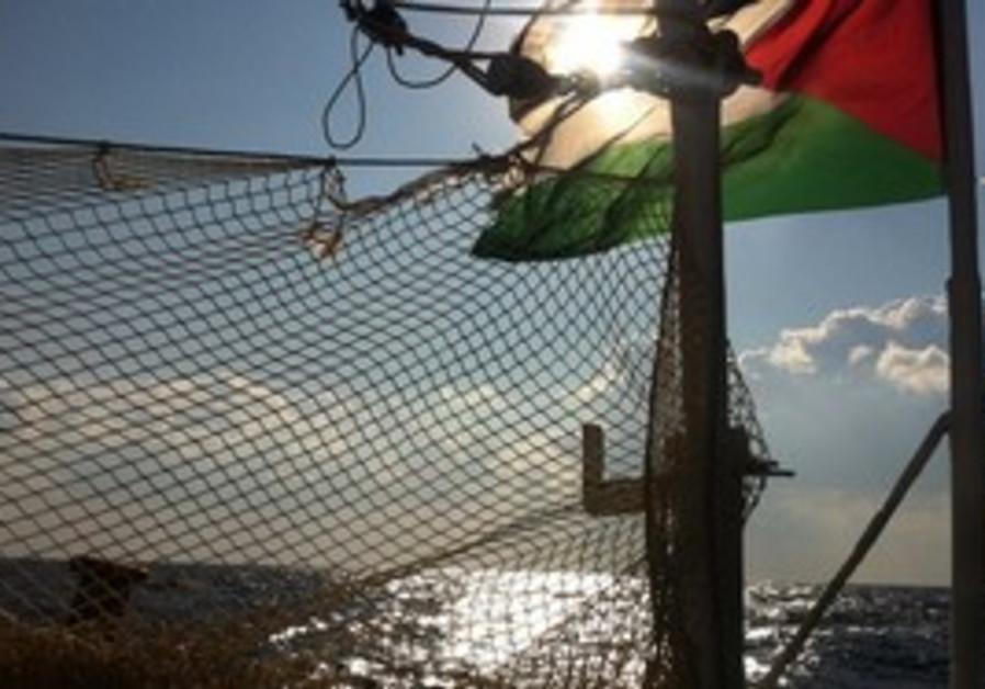 Gaza-bound flotilla [file]
