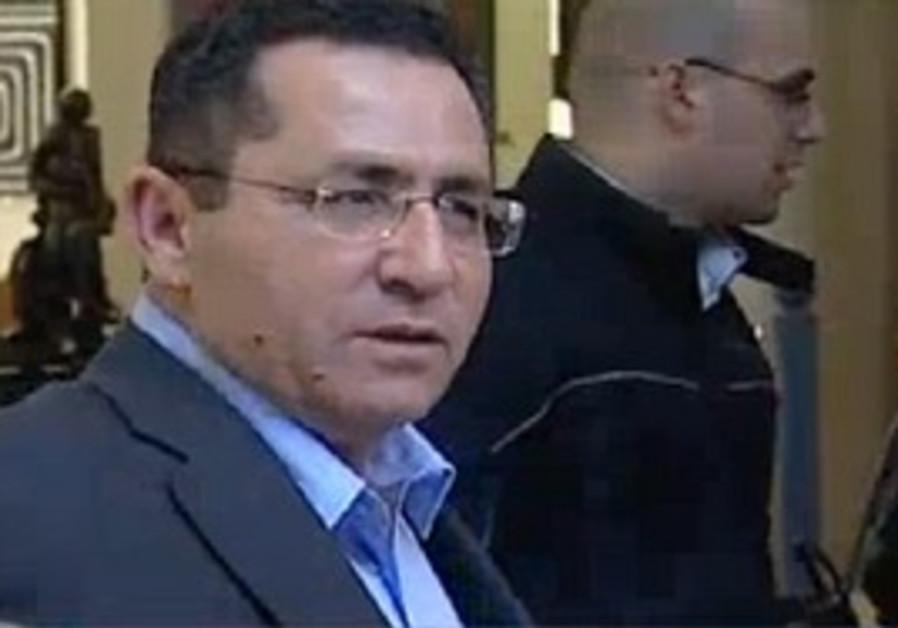 Histadrut Labor Federation chairman Ofer Eini