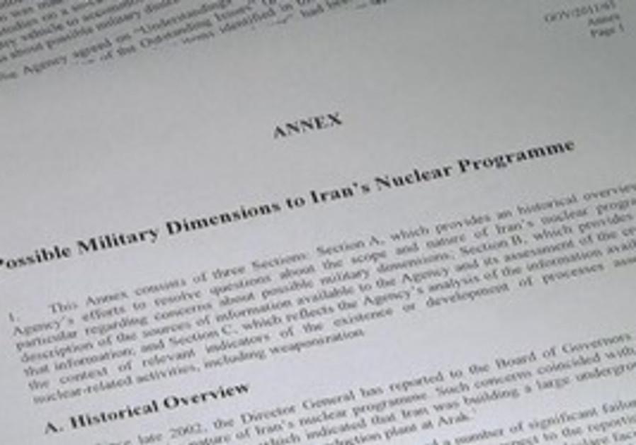 IAEA report