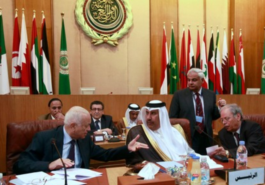Arab League meets on Syria violence in Cairo
