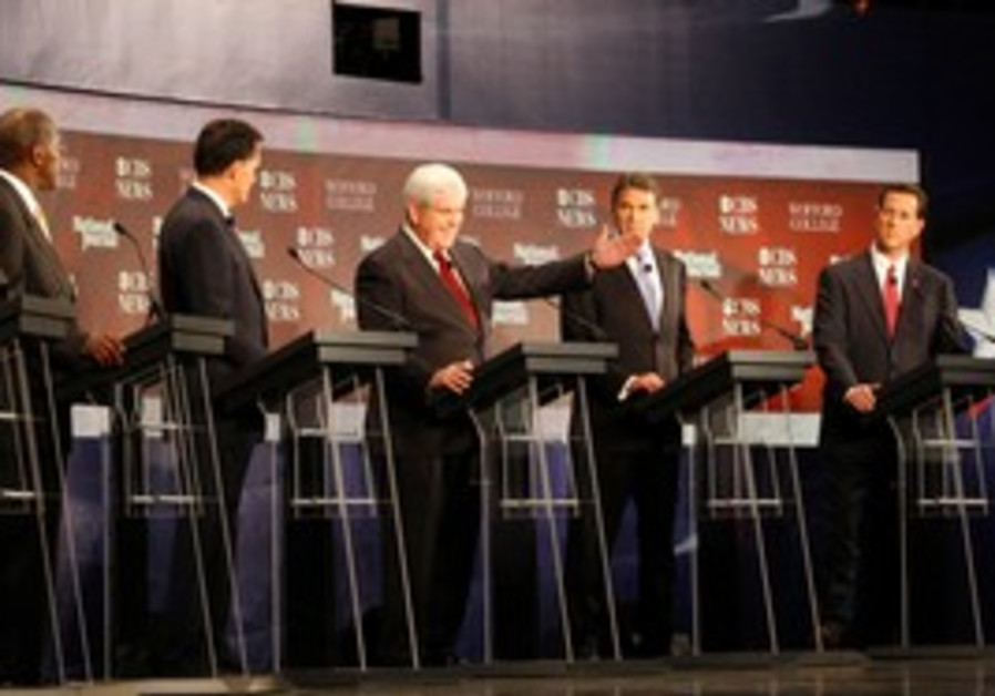 Republican US presidential candidates