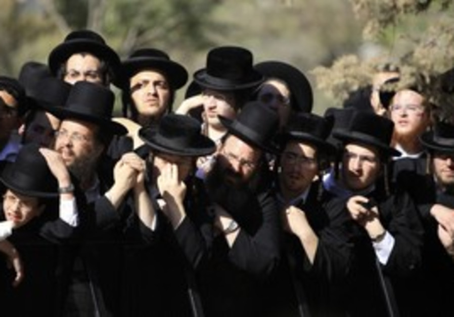 Haredi Jews In Israel: Can Growing Haredi Population Be Put To Work?
