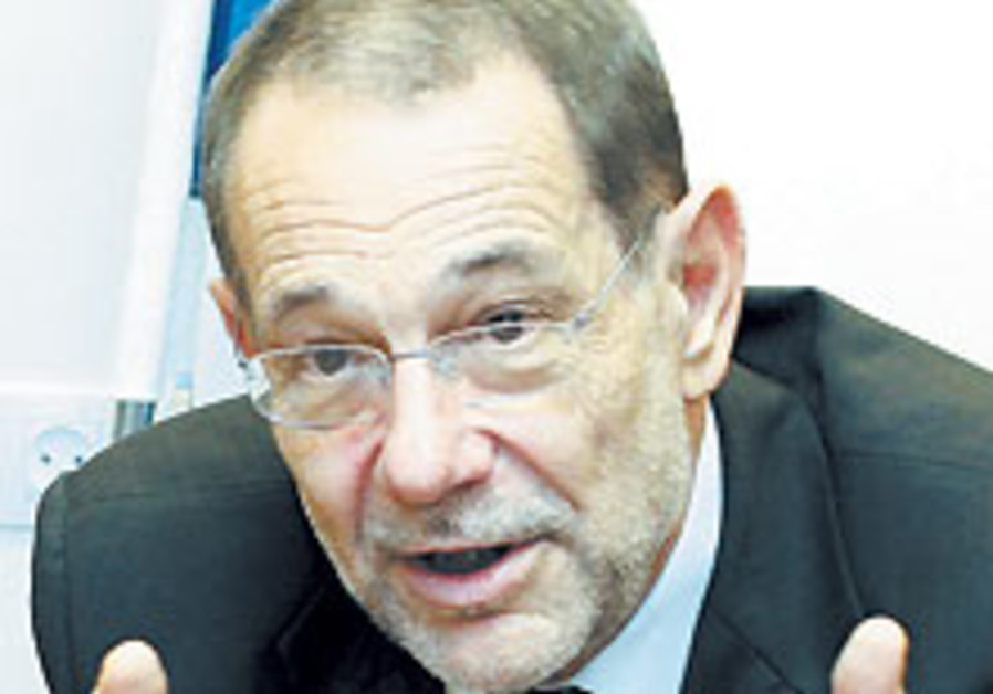 EU foreign policy chief Javier Solana.