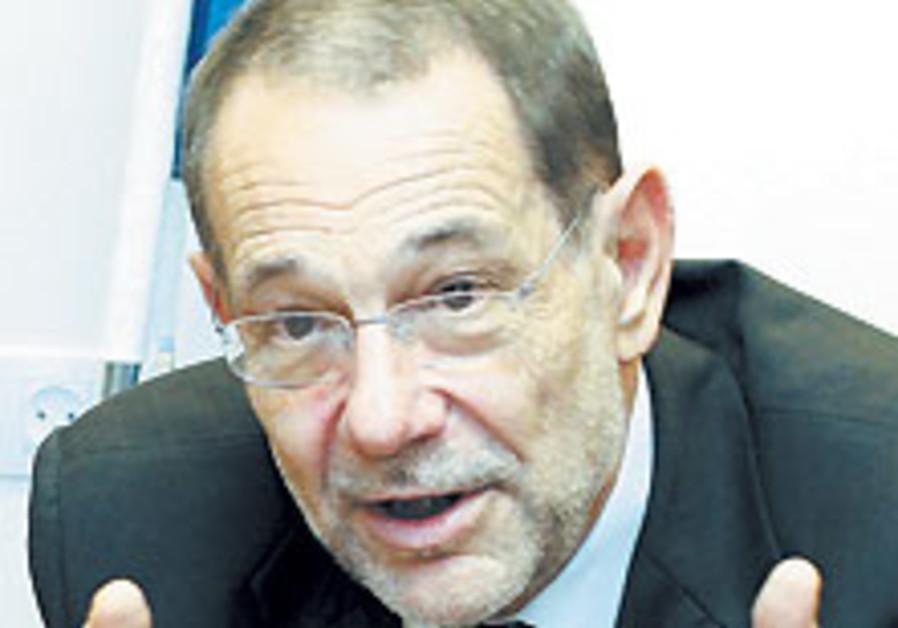 EU foreign policy chief Javier Solana.