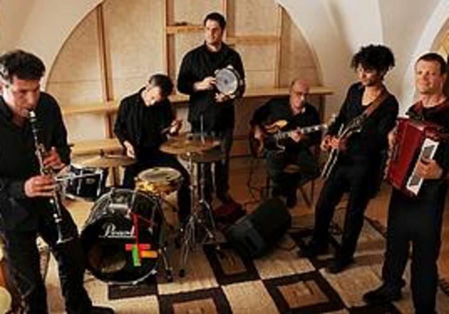Jazz festival band