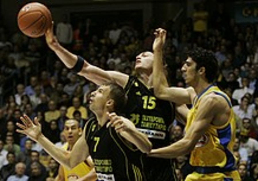 Euroleague: Maccabi returns to form against Aris