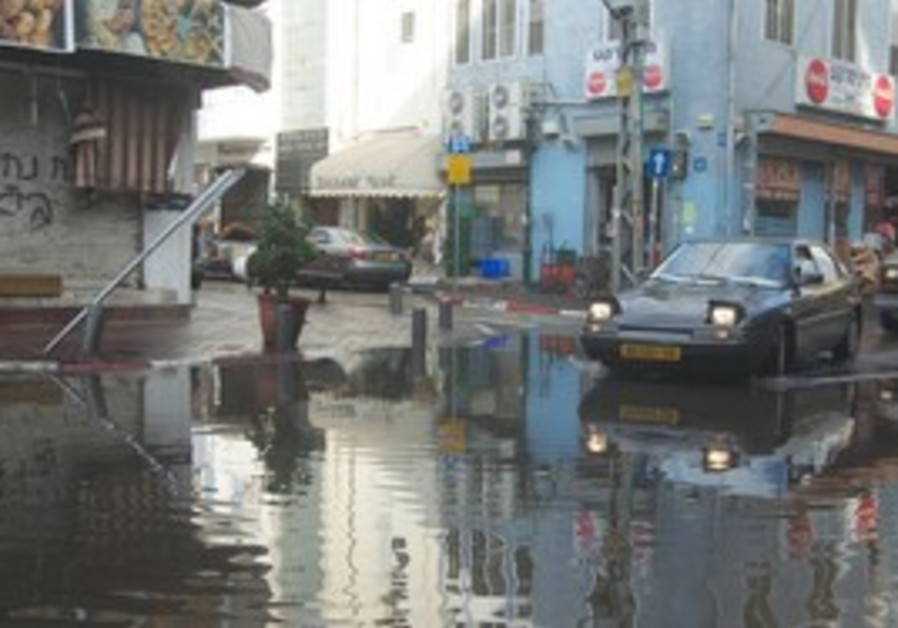Torrential rain leads to extensive flooding in TA
