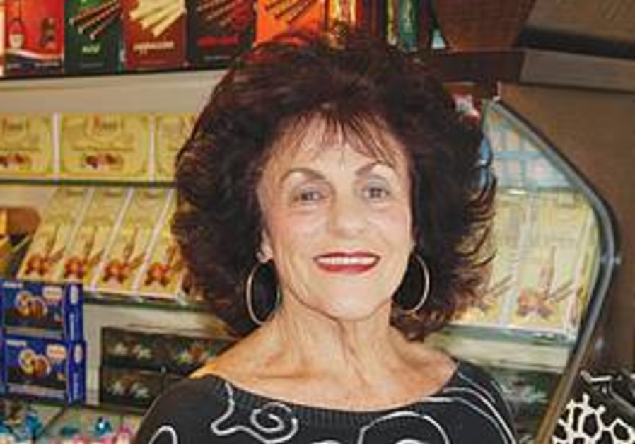 Shirley Milner, 60-ish from Johannesburg to Haifa