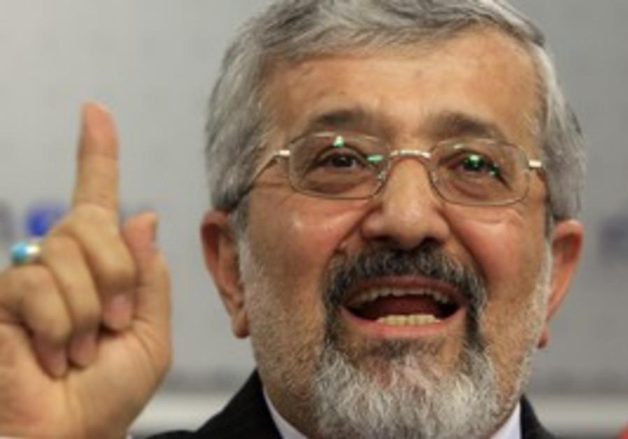 Iran's IAEA envoy Ali Asghar Soltanieh