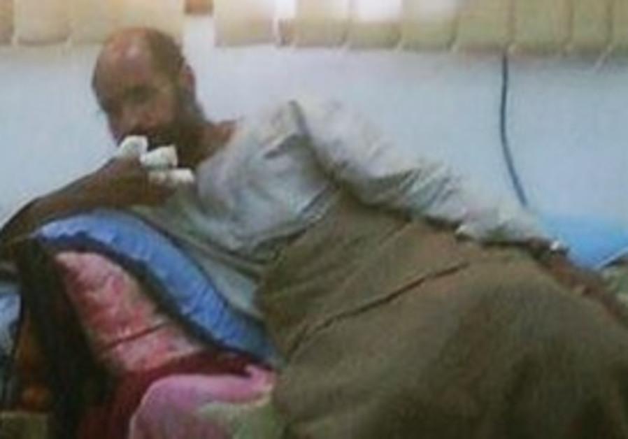 Saif al-Islam, former Libya leader Gaddafi's son