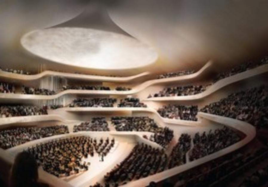 Hamburg's Elbphilharmonie concert hall