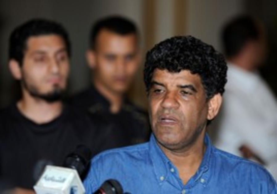 Abdullah al-Senussi, ex-head of Libyan Intel