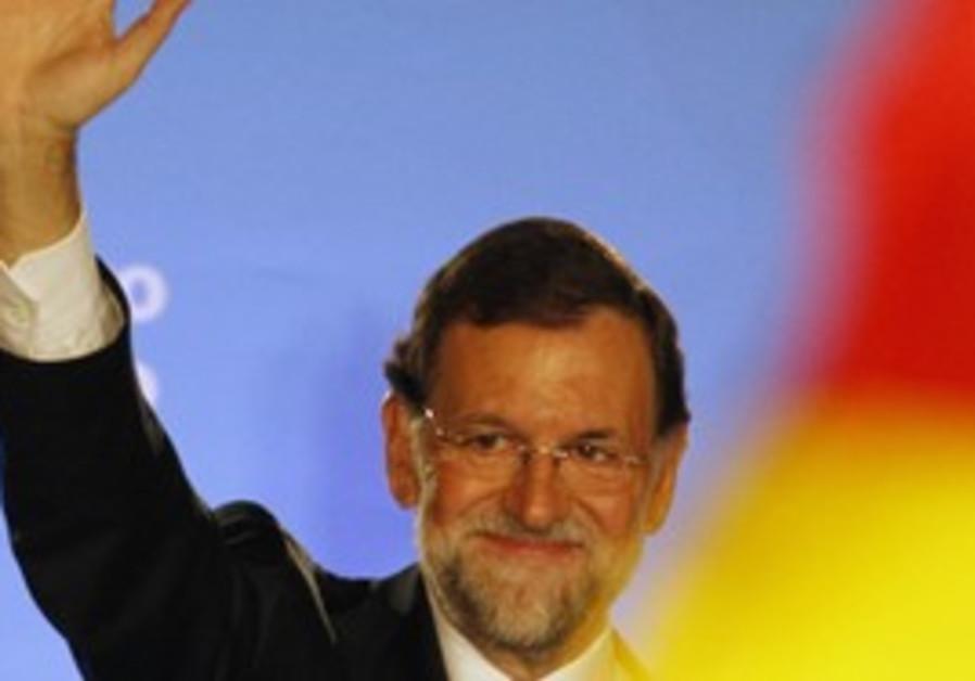 Spain's Mariano Rajoy